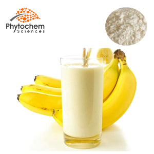 Banana Juice powder supplement