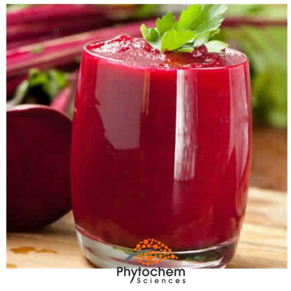 beet root extract juice