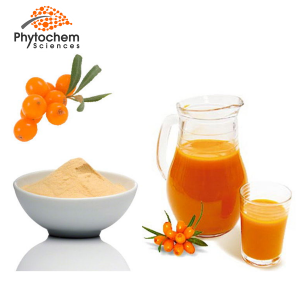 seabuckthorn juice powder