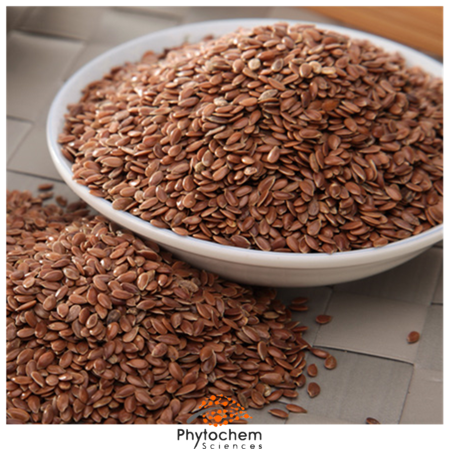 flax seed extract supplement